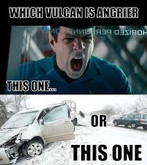 Spock Memes - winter storm vulcan is a nightmare so let these 7 spock memes help
