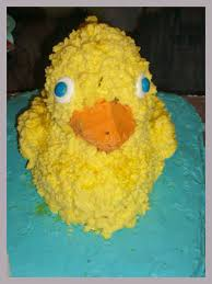 duck cake kid s duck cake with wilton pan