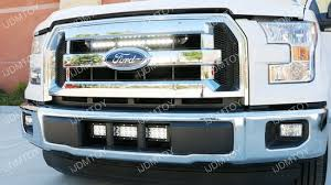 f150 bumper light bar 20 54w high power led light bar for 2015 up ford f 150