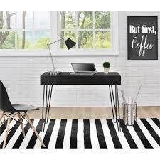 altra owen retro coffee table ameriwood home altra owen black retro student desk student desk