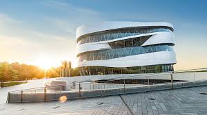mercedes museum stuttgart interior from now chinese visitors to mercedes benz museum can alipay
