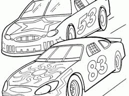 coloring books racecar coloring minimalist picture