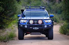 Toyota Tacoma Double Cab Roof Rack by Arb 4 4 2016 Present Toyota Tacoma Accessories Low Range Off