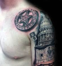 Texas travel tattoos images 70 texas tattoos for men lone star state design ideas jpg