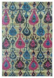 Aqua Silk Rugs Rug Love Sari Silk Rugs The English Room