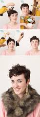 19 best short hair tutorials images on pinterest short hair
