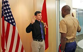 Usmc Flag Officers Rs Ricmond U0027s Newest Officer Selection Station Completes Historic