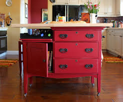 repurposed kitchen island agreeable repurposed kitchen island for your kitchen decoration