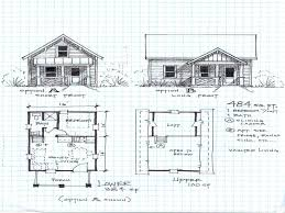house plans with loft small cabins floor plans with loft