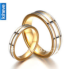 does the woman buy the s wedding band aliexpress buy free shipping deal gold color tungsten