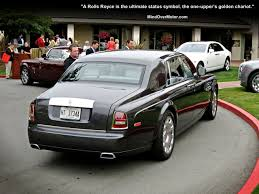 rolls royce phantom ii the chauffeured review 7 5 10 mind