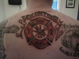 the 25 best fireman tattoo ideas on pinterest firefighter
