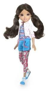 moxie girlz straight style doll ida moxie girlz 22 99