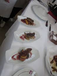 cuisine cassis fried duck liver with cassis official website international