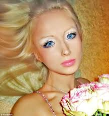 Seeking Ken Doll Valeria Lukyanova Pictures Real Seeks To Be World S
