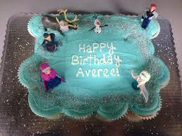 happy birthday averee frozen cake fruitoutspoken deviantart