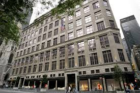 l avenue in coming to saks fifth avenue flagship