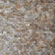 Mother Of Pearl Tile Kitchen Backsplash Shell Mosaic Bathroom - Seashell backsplash