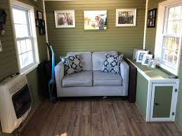 tiny house for sale custom 300 sq ft incl lofts craftsman
