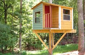 mesmerizing simple tree house plans for kids 47 with additional