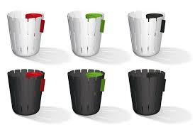 poubelles de bureau poubelle de bureau intelligente yookô