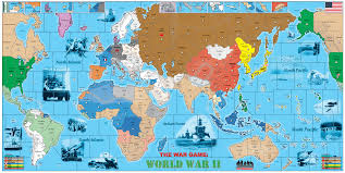 World War One Map by Reconnaissance The War Game World War Ii