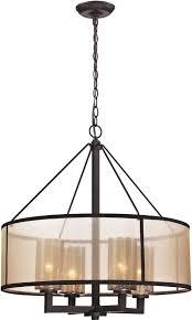 Drum Shade Chandelier Lighting Drum Pendant Light The Aquaria Glass Chandelier Lighting Shade