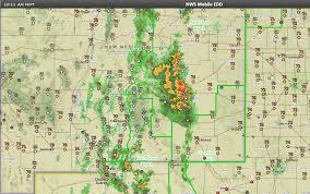 New Mexico Weather Map by Is There Potential For A Significant Flash Flood Event Over The