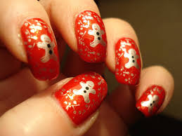 25 red and silver nail designs 40 latest red and silver nail art