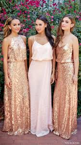 bridesmaid dress rentals bridesmaid trend report 2016 featuring vow to be chic designer