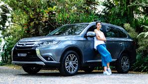mitsubishi terbaru 2017 the new mitsubishi outlander