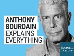 amazon com anthony bourdain explains everything anthony bourdain