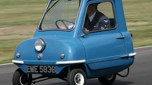 smallest cars smallest car in the world peel p50 youtube
