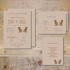 Wedding Invitations Long Island Barn Wedding Invitations Recycled Wedding Invitations Rustic
