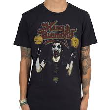 halloween t shirts king diamond