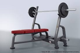 Professional Weight Bench Professional Weight Bench With Barbell Stand Marbo Sport Mp L204