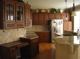 Refinish Oak Cabinets Painting Over Glazed Kitchen Cabinets Kitchen Decorations