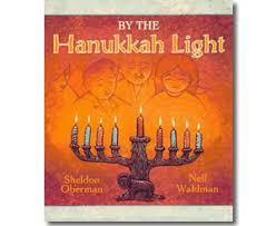 hanukkah book kids hanukkah books by the hanukkah light