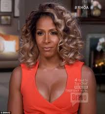 kandi burruss bob hairstyle shereé whitfield goes on first date with ex husband bob on real