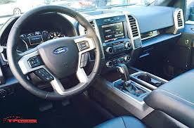 Ford F250 Platinum Interior Check Out The 2015 Ford F 150 U0027s On Demand Sport Mode The Fast