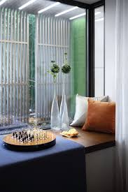 shanghai jing u0027an house showroom construction plus asia