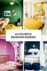 26 cool colorful design ideas for any of bedroom digsdigs