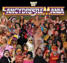 Wwf Meme - i went to a wwf fancy dress party we all posed for our poster