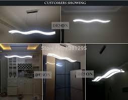 Led Pendant Lighting Aliexpress Com Buy Led Pendant Lights Modern Design Kitchen