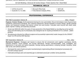 mechanical engineer resume pdf resume electronics technician cover letter awesome collection of