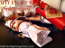 new years party poppers diy how to make party poppers