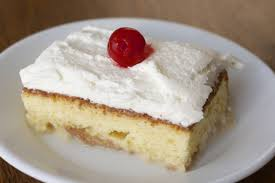 tres leches cake recipe makebetterfood com