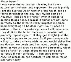 funny cover letters examples 11 extremely funny cover letters
