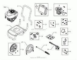 briggs and stratton pressure washer parts diagram automotive