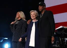 Beyonce Concert Meme - how star power failed to get hillary clinton into the white house